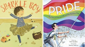 LGBTQIA+ picture books
