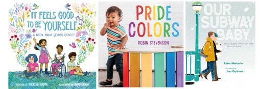 Nonfiction LGBTQIA+ picture books