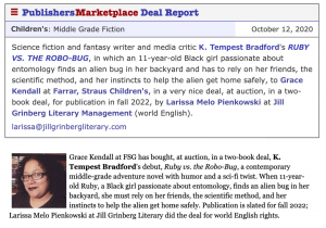 publishers deal report