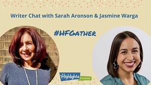 Jasmine Warga and Sarah Aronson