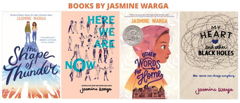 Books by Jasmine Warga