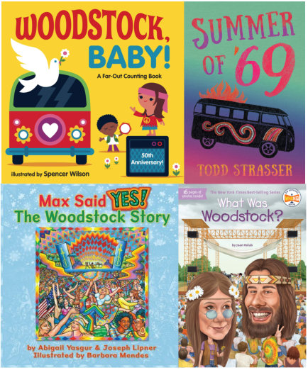 Woodstock books