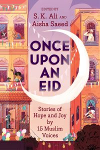Contributor to the anthology_ONCE UPON AN EID