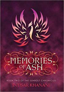 Memories of Ash (The Sunbolt Chronicles)
