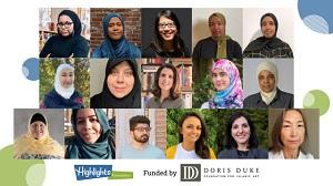16 Muslim storytellers