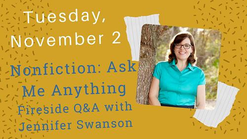 Jen Swanson November 2