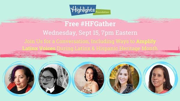 Celebrate Hispanic and Latinx voices